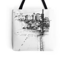 Paddington Streetscape Tote Bag
