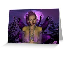 Twlight Faerie Greeting Card
