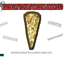 Raiders of the Lost Golden Lance Head coming soon to a  by richardredhawk