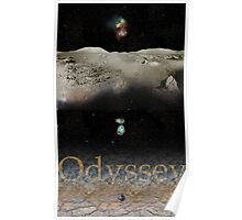 Odyssey After Stanley Kubrick Poster