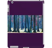 A Gathering of Trees iPad Case/Skin