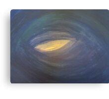 La Magdaleine - blue & grey Canvas Print