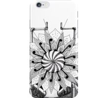 Sunflower Synopsis iPhone Case/Skin