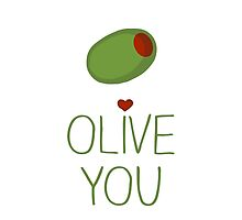 Olive You by FinalFee
