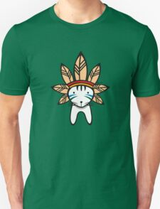 Mohawk Cat Unisex T-Shirt