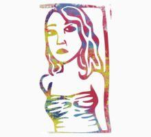 Painter Girl by fixtape