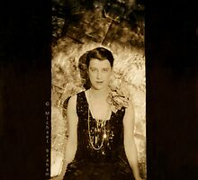 Roaring 20´s Silent Movie Star Beatrice Lillie by BritishYank