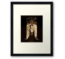 Roaring 20´s Silent Movie Star Beatrice Lillie Framed Print
