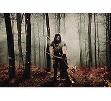 Robin Hood 2 Photographic Print