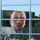 Reflecting Flintoff by mousesuzy