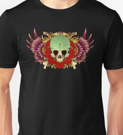 Winged Death From ABove Unisex T-Shirt