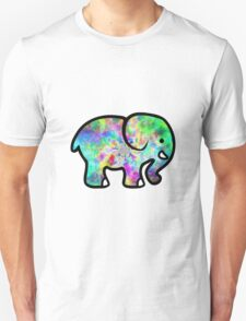 Trippy Elephant Unisex T-Shirt