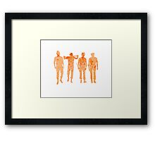 Clockwork Orange - Droogs Framed Print