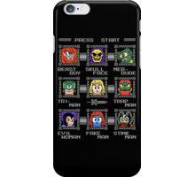 Mega Masters of the Universe iPhone Case/Skin