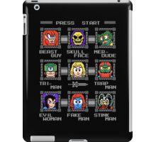 Mega Masters of the Universe iPad Case/Skin