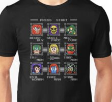 Mega Masters of the Universe Unisex T-Shirt