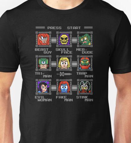 Mega Masters of the Universe Unisex T-Shirt