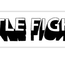 Title Fight Sticker