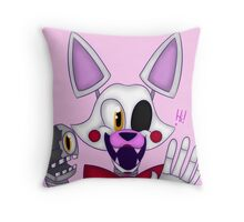Five Nights at Freddy's 2 - Mangle and Endo Throw Pillow