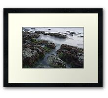 Erie Water Framed Print