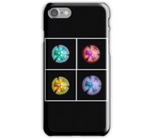 Mystery, PHOTO, FLIPPED, 4 BALLS UP! iPhone Case/Skin