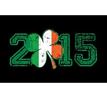 2015 St Patrick's Day Photographic Print