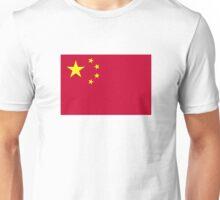 China flag Unisex T-Shirt