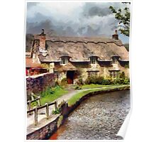 Beck Isle Cottage, Thornton-le-dale, Yorkshire Poster