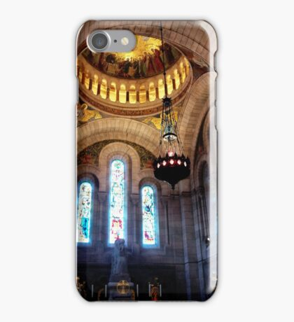 SACRE-COEUR iPhone Case/Skin