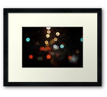 Some will sparkle, others shall fade... Framed Print