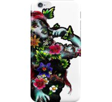 DC Comics - Poison Ivy/Amelia Nightmare crossover iPhone Case/Skin
