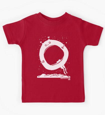 The Quoxxle (White Version) Kids Tee