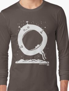 The Quoxxle (White Version) Long Sleeve T-Shirt