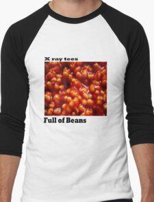 full of beans Men's Baseball ¾ T-Shirt
