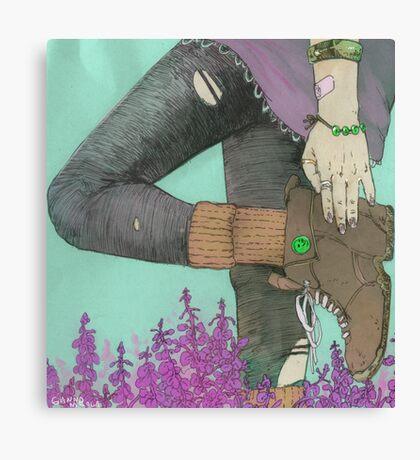 Premium Natural 2  Canvas Print