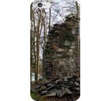 Enagh Old Church and Graveyard iPhone Case/Skin