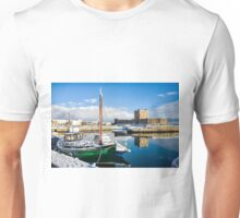 Carrickfergus Harbour Unisex T-Shirt