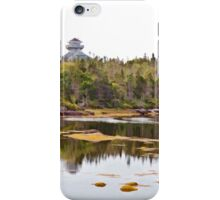 Peggy's Cove Hidden Inlet iPhone Case/Skin