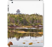 Peggy's Cove Hidden Inlet iPad Case/Skin