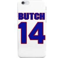 Basketball player Butch Beard jersey 14 iPhone Case/Skin