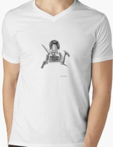The Adventurer Mens V-Neck T-Shirt