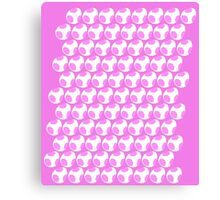 Birdo Egg Repeating Canvas Print