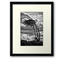 Wind & Wuthering Framed Print