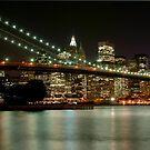 Brooklyn Bridge - New York City by ScottL