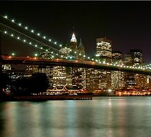 Brooklyn Bridge - New York City by ScottL