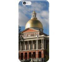 New State House iPhone Case/Skin