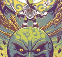 Majora's mask: The four giants Sticker