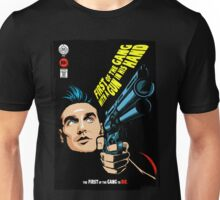 First of the Gang with a Gun in his Hand Unisex T-Shirt