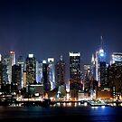 New York City Blues by ScottL