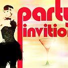 Party Invitation by Faizan Qureshi